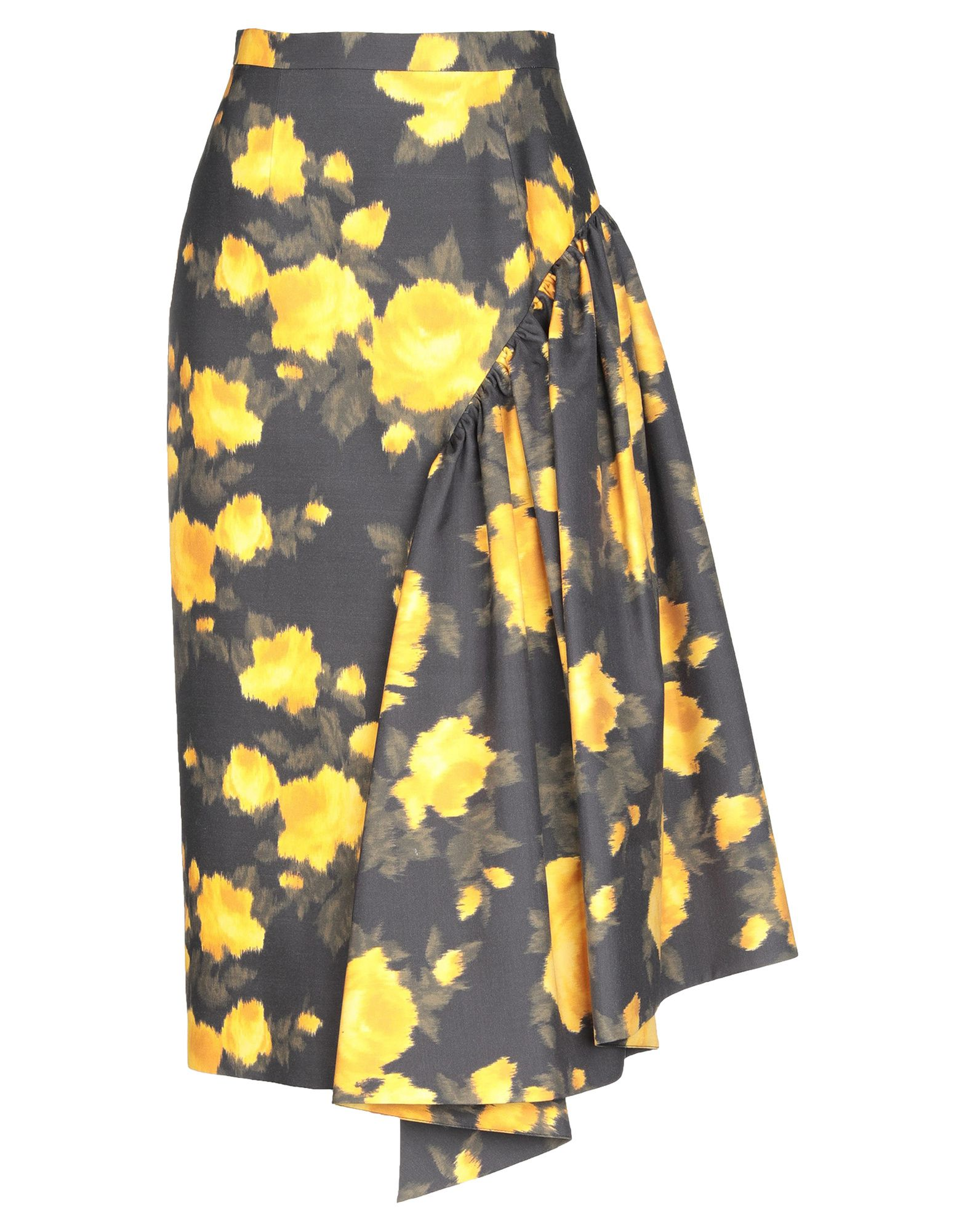 Фото - MICHAEL KORS COLLECTION Юбка длиной 3/4 michael kors collection юбка длиной 3 4
