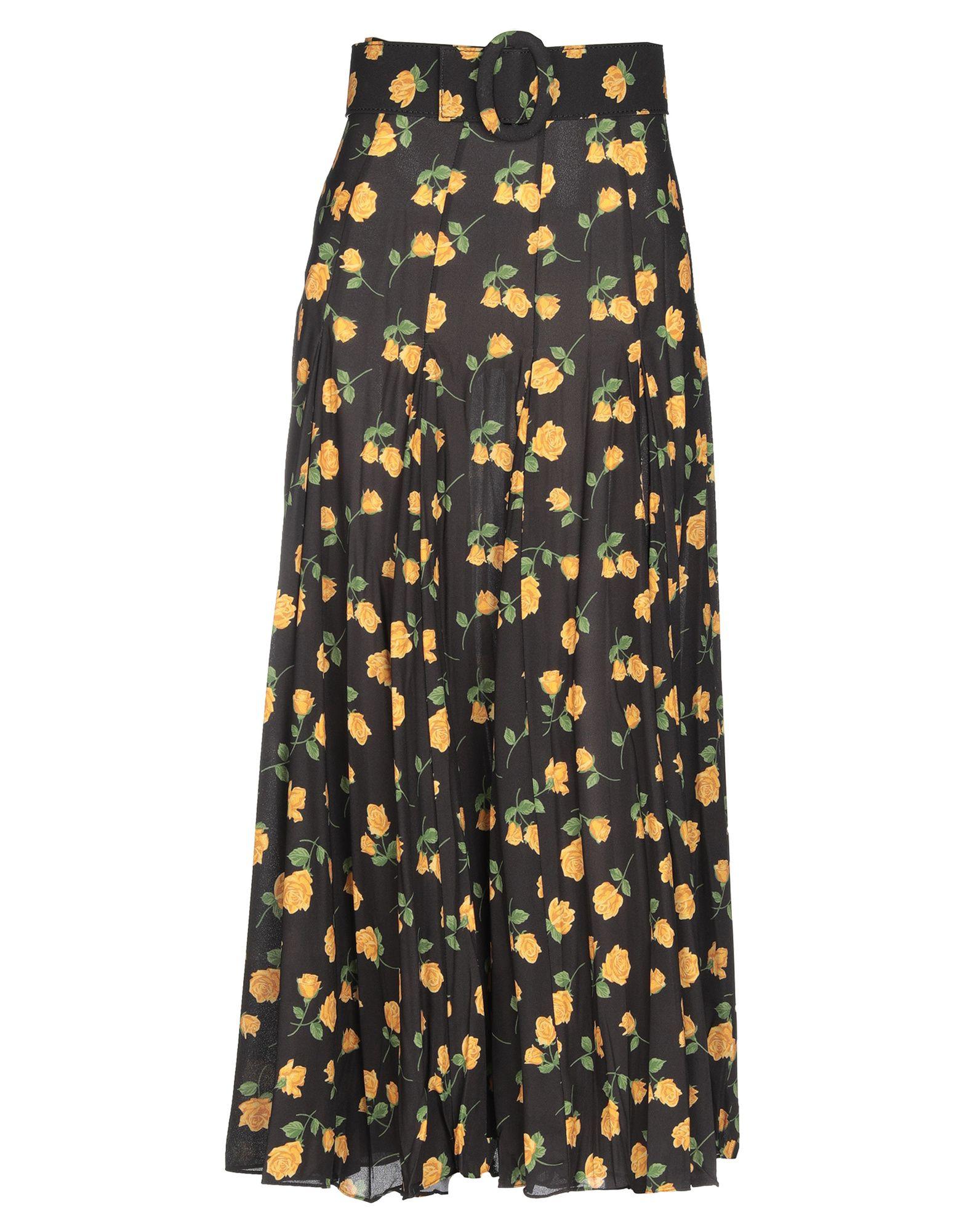 MICHAEL KORS COLLECTION Длинная юбка michael van der ham длинная юбка