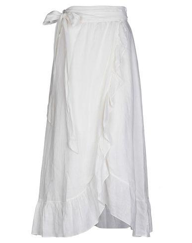 Купить Длинная юбка от ISABEL MARANT ÉTOILE цвет слоновая кость