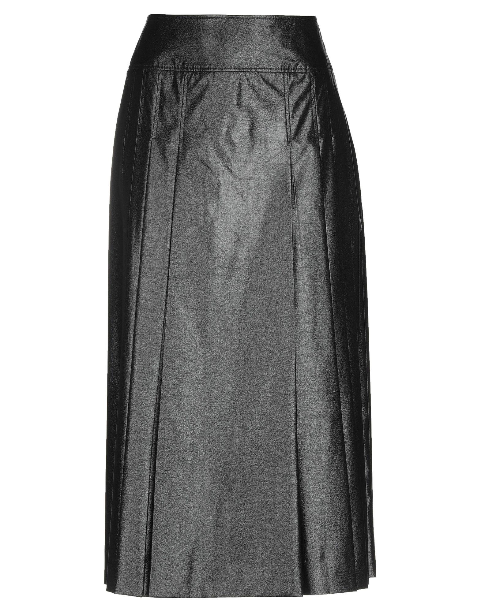 COURRÈGES Юбка длиной 3/4 courrèges пальто