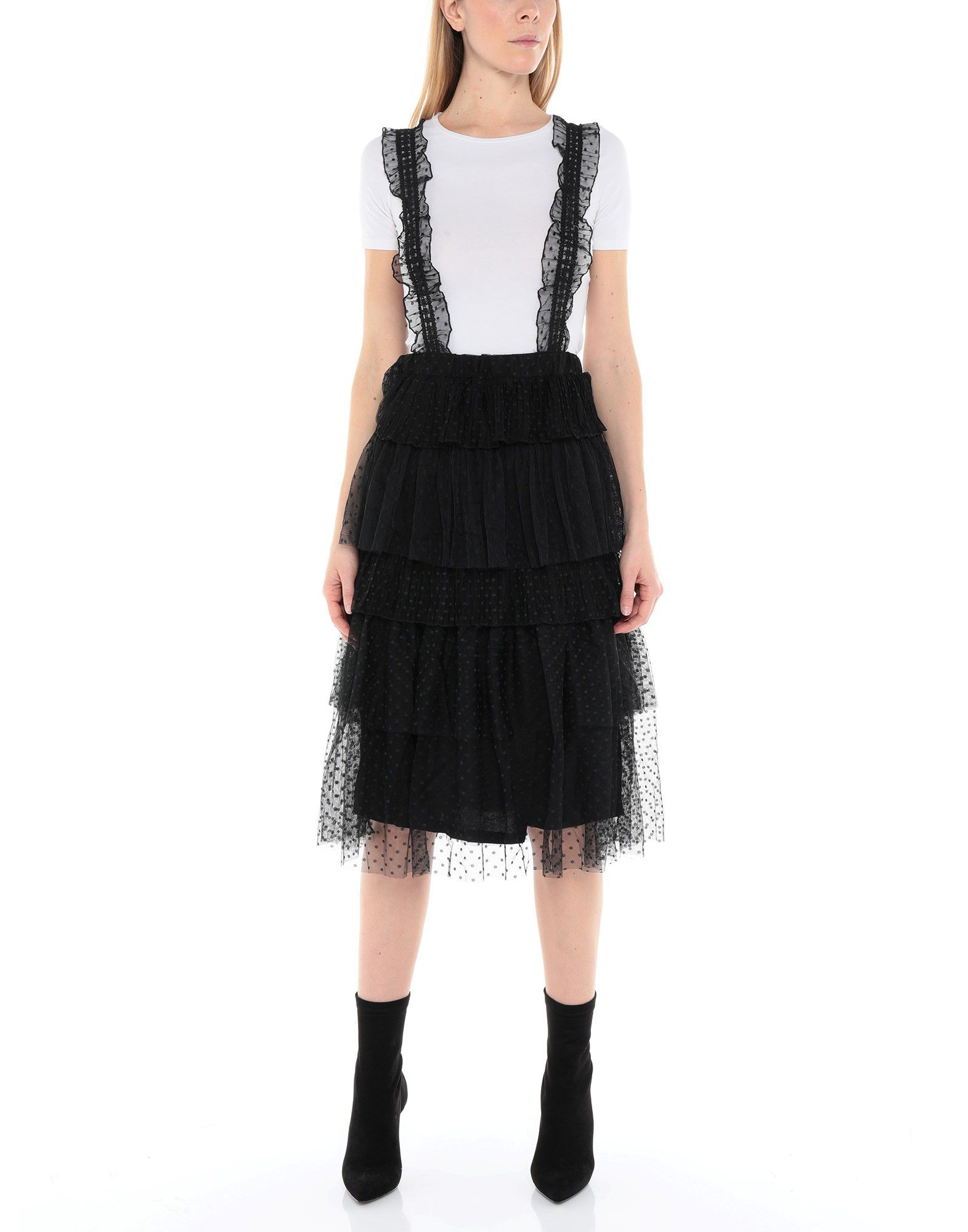 Фото - BRIGITTE BARDOT Юбочный комбинезон платье комбинезон в горошек 1 мес 3 года