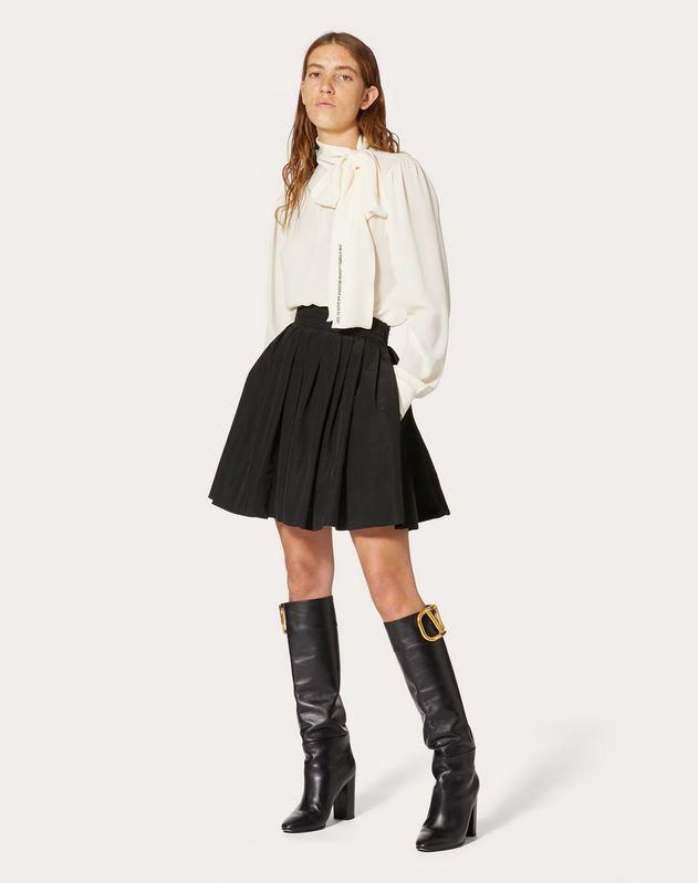マイクロファイユ スカート