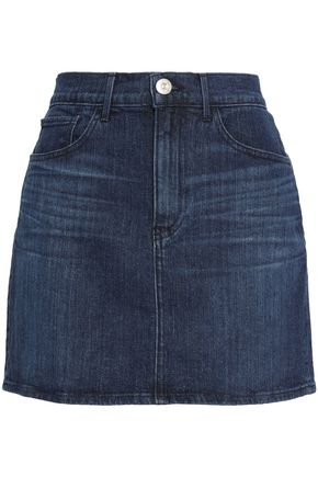 3x1 Celine denim mini skirt
