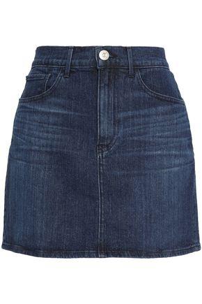 3x1 Celine denim mini skirt