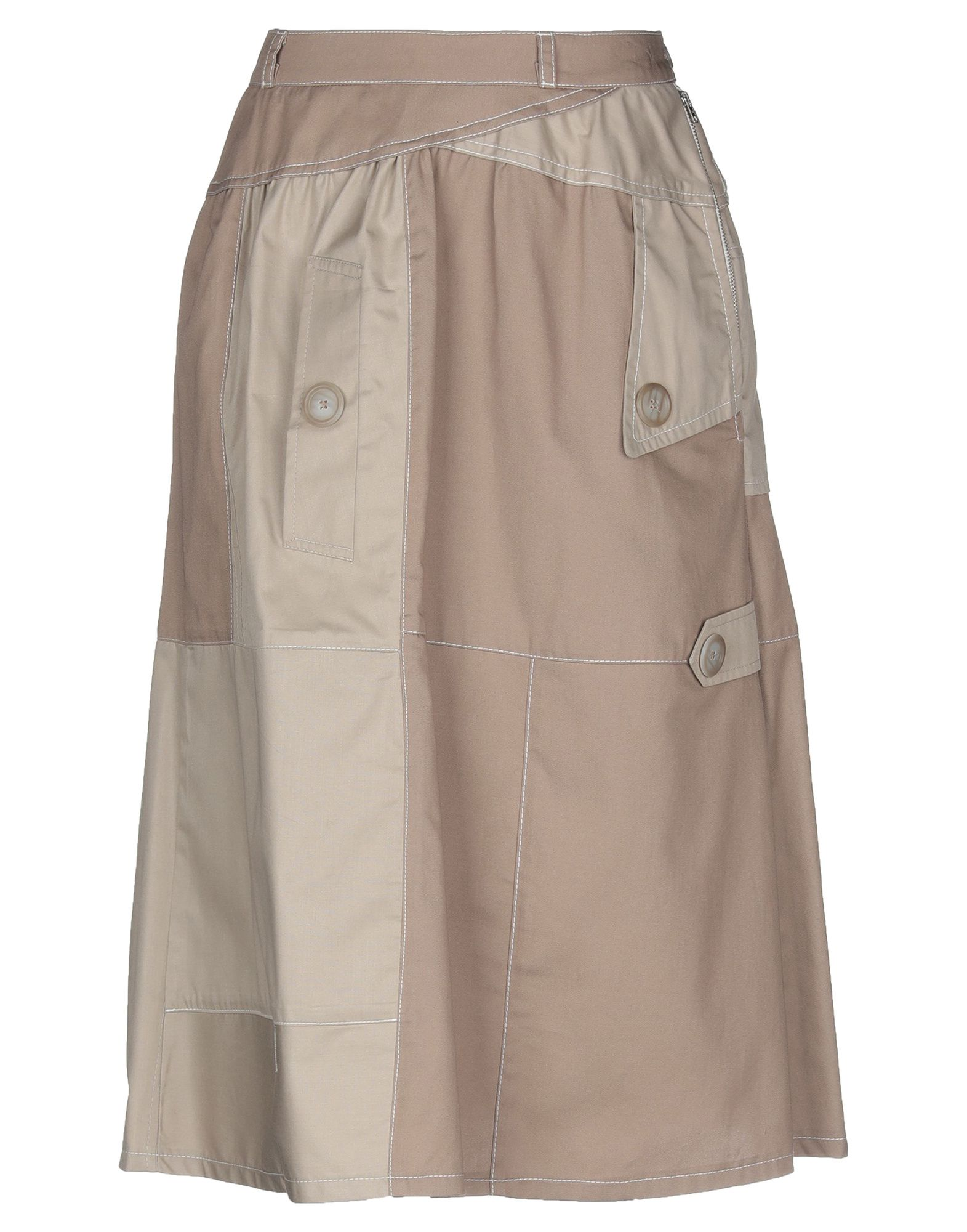 COLLECTION PRIVĒE? Юбка длиной 3/4 sh collection юбка длиной 3 4