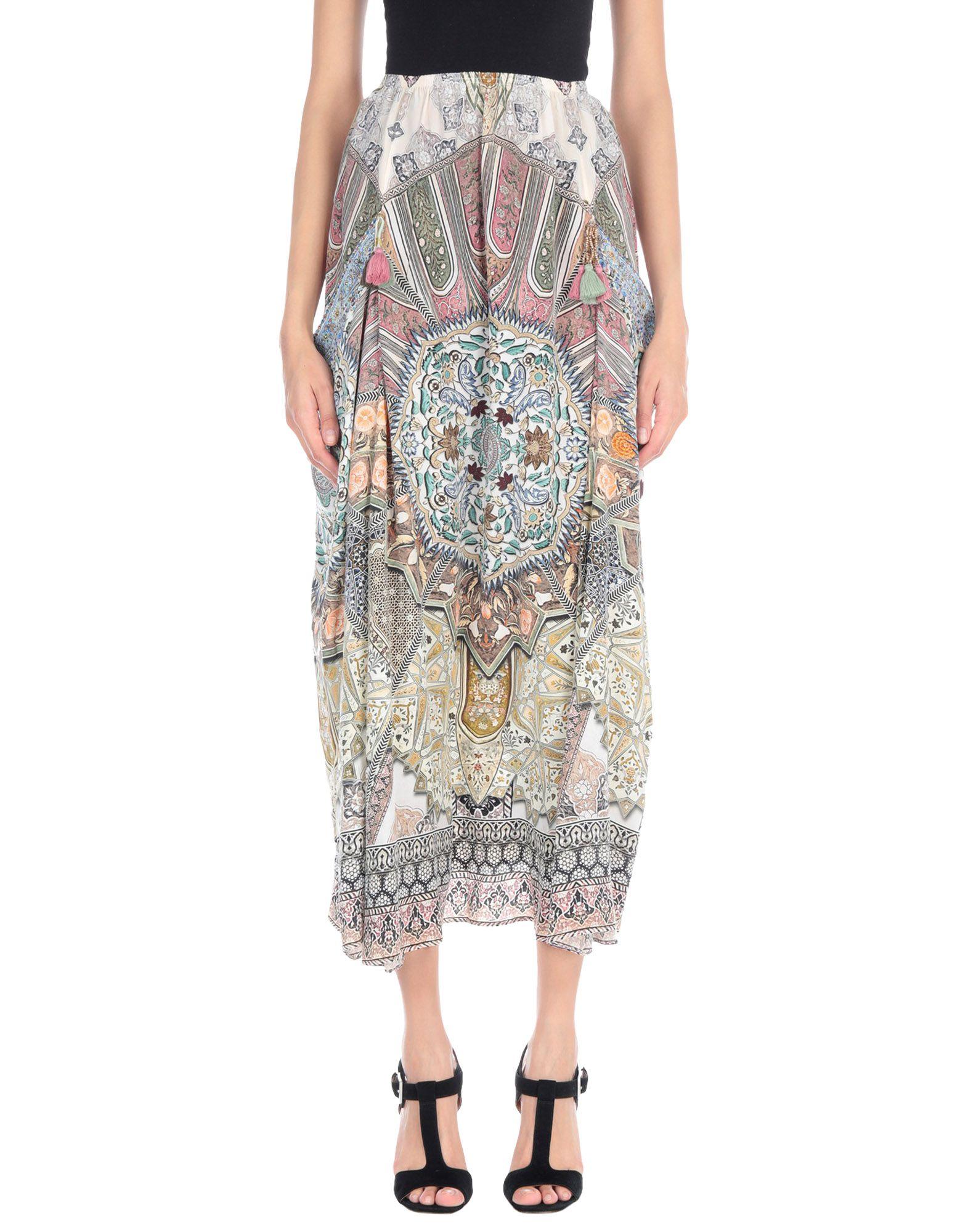 CAMILLA Длинная юбка цена 2017