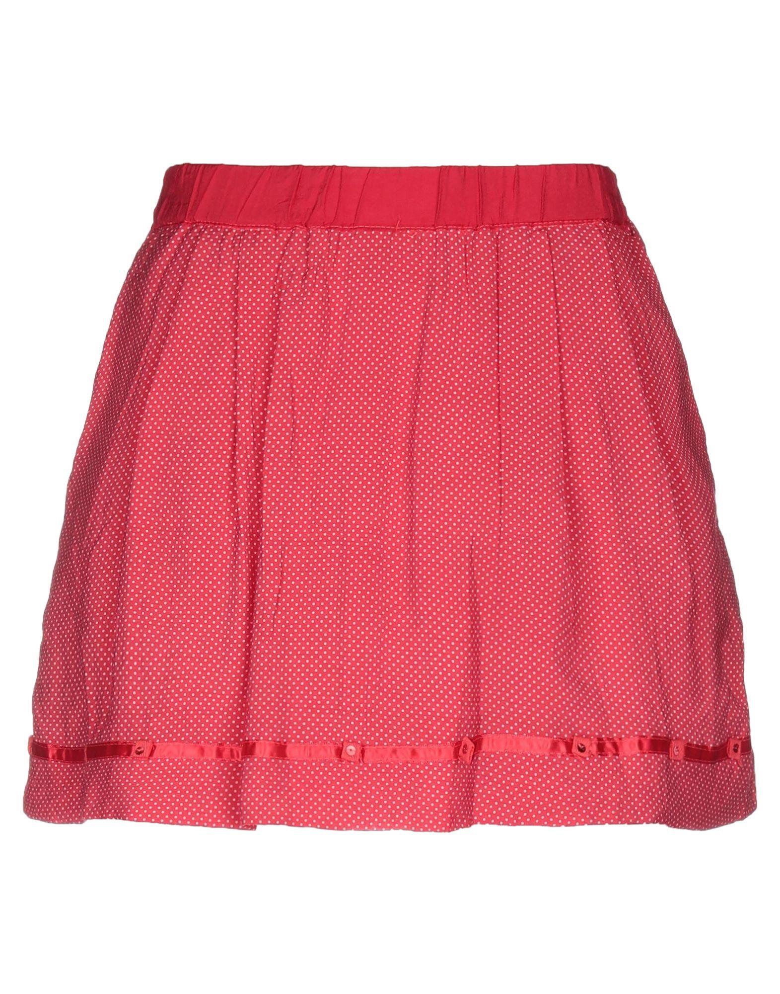 VERYSIMPLE Мини-юбка iro мини юбка
