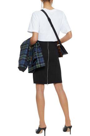RAG & BONE Adrian stretch-knit mini skirt