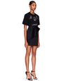 LANVIN Skirt Woman SHORT BLACK SKIRT f