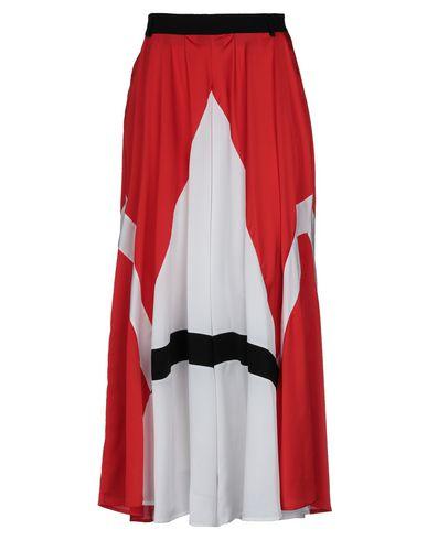 Купить Длинная юбка от REVISE красного цвета