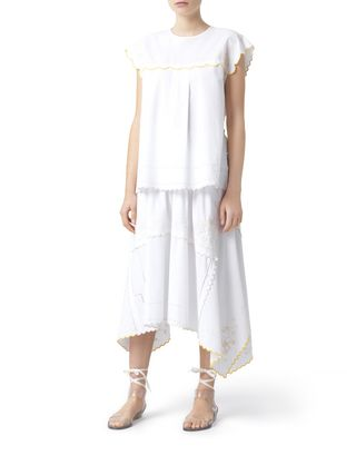 Handkerchief skirt