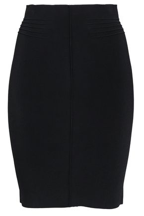 ALEXANDER WANG Stretch-ponte skirt