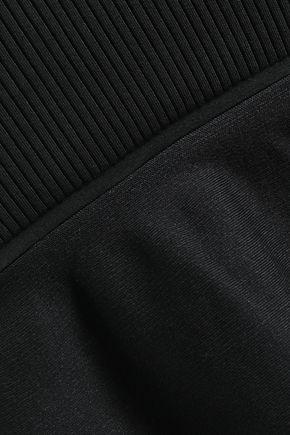 ALEXANDER WANG Ribbed-knit skirt