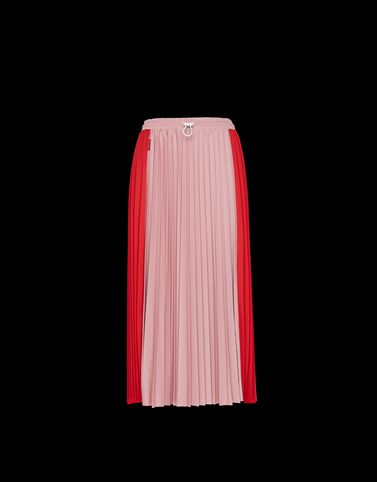 MONCLER SKIRT - Knee length skirts - women