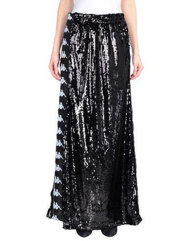 Фото - Длинная юбка от KAPPA x FAITH CONNEXION черного цвета