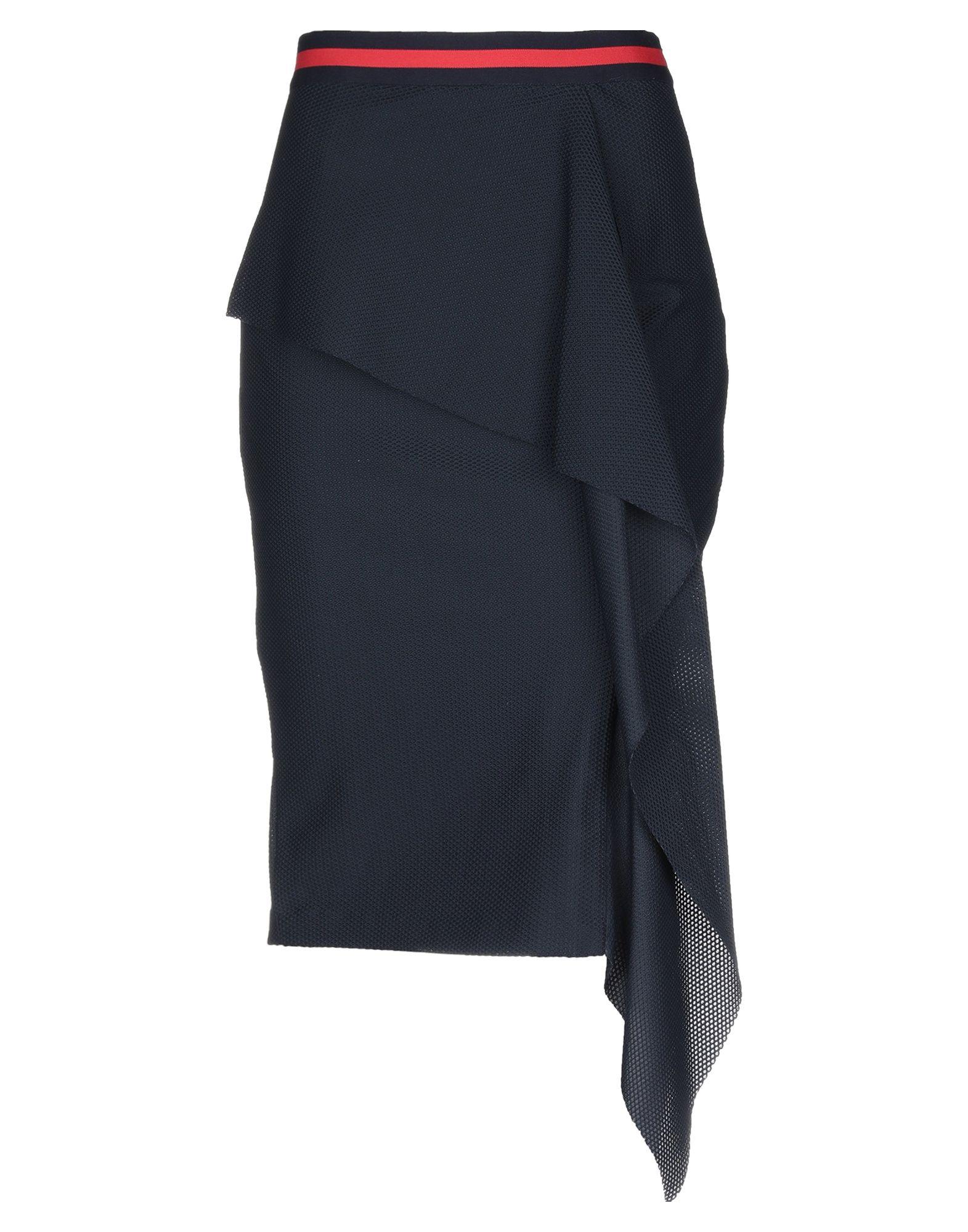 MILLY Юбка длиной 3/4 goen j юбка длиной 3 4