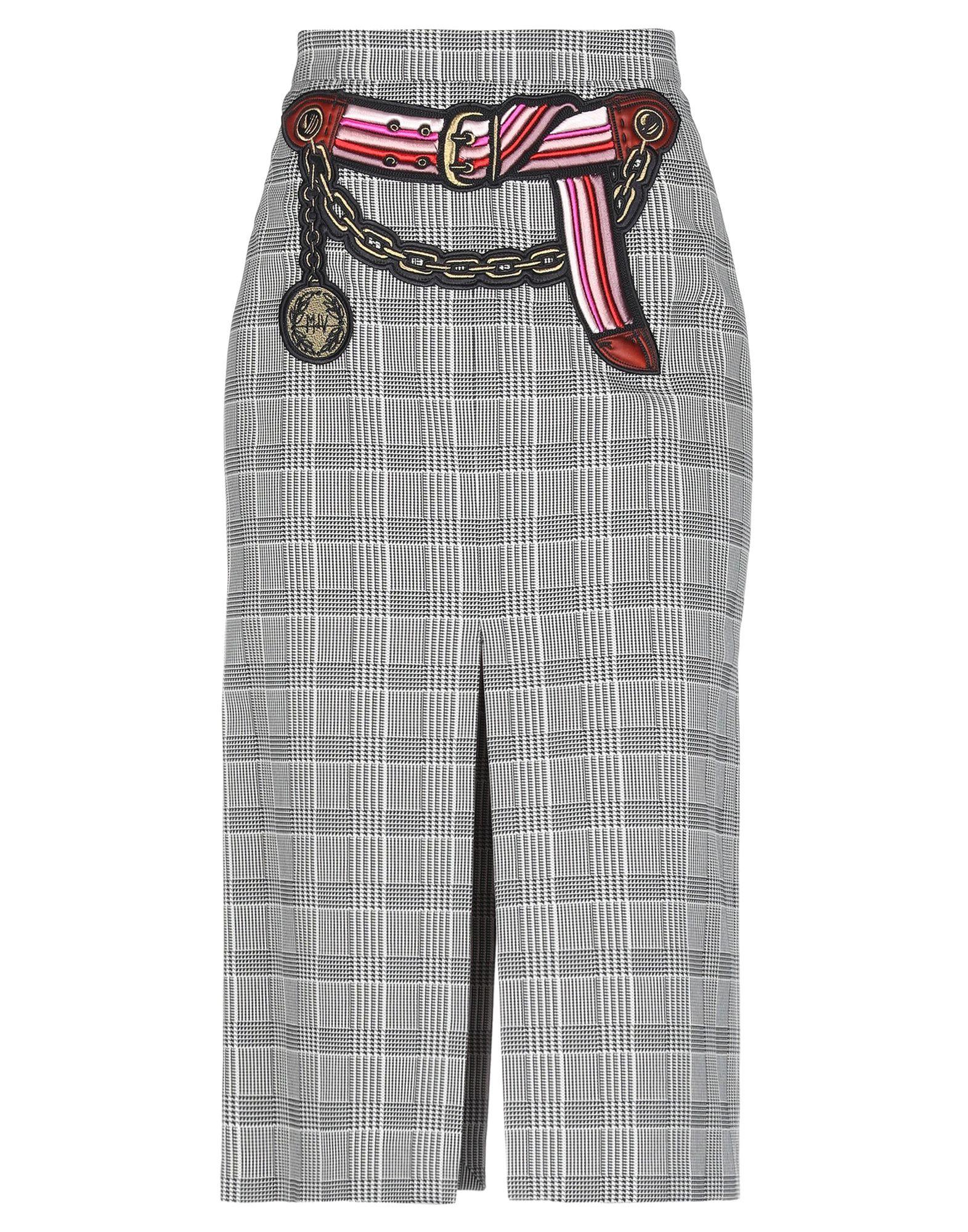 MARCO DE VINCENZO Юбка длиной 3/4 marco de vincenzo юбка длиной 3 4
