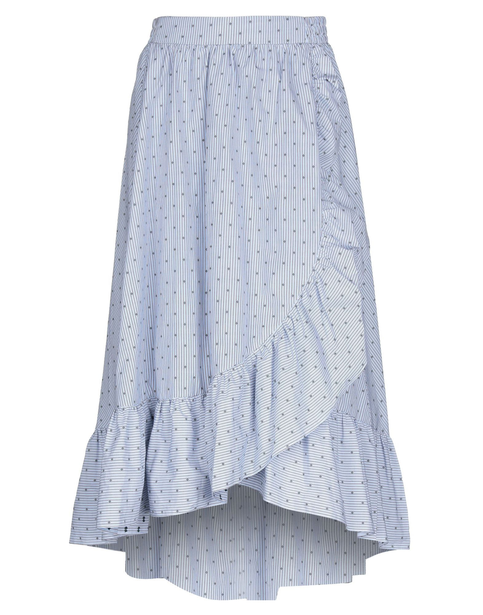 MAJE Юбка длиной 3/4 daniele carlotta юбка длиной 3 4