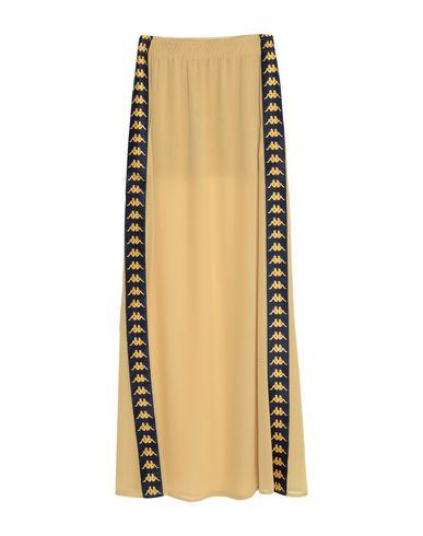 Фото - Длинная юбка от KAPPA x FAITH CONNEXION цвет охра