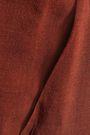 RICK OWENS Virgin wool and silk-blend pencil skirt