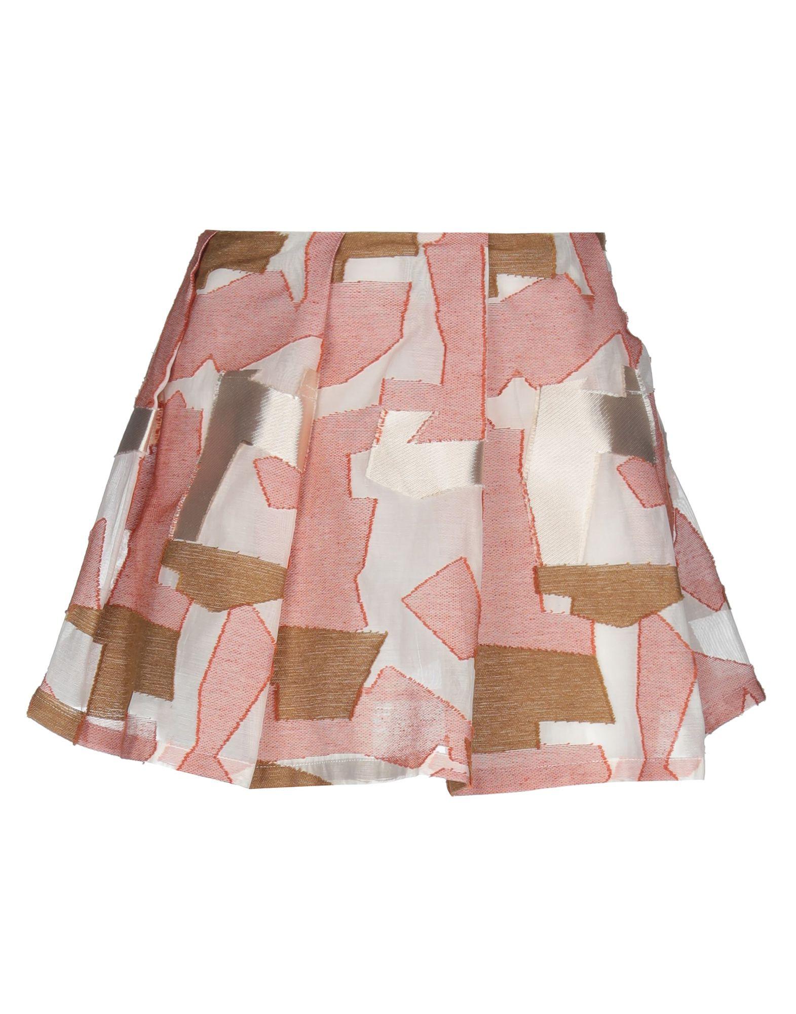 RAME Мини-юбка rame юбка до колена