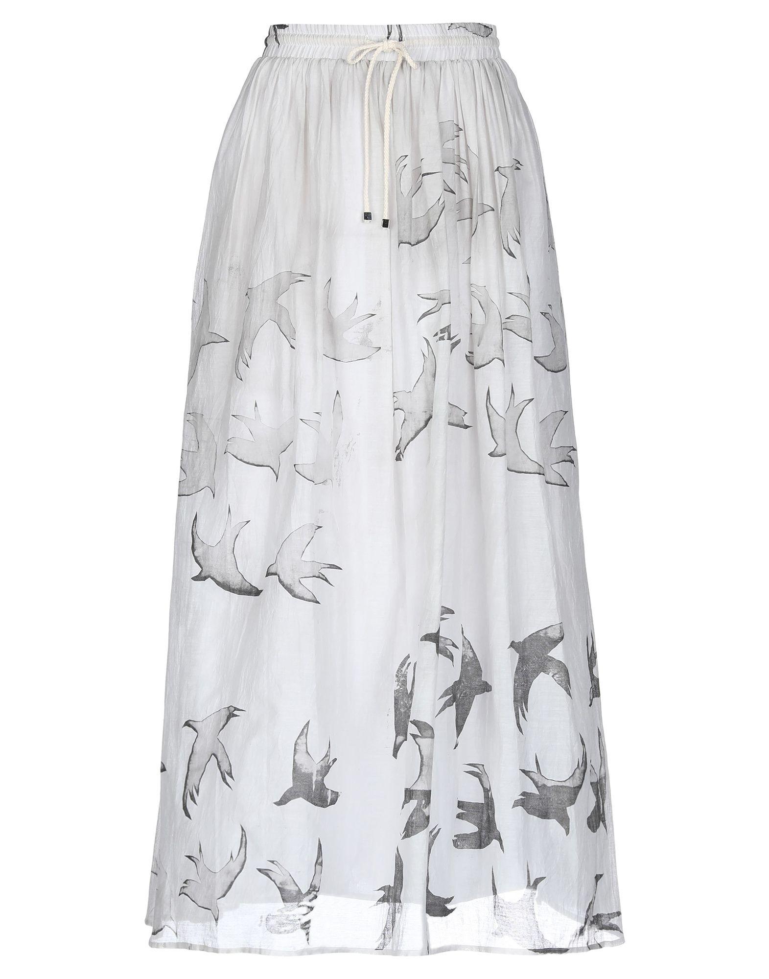 SIMEON FARRAR Длинная юбка недорго, оригинальная цена