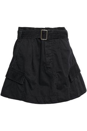 Cotton Gabardine Mini Skirt by Marc Jacobs