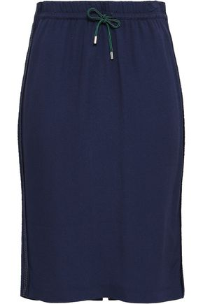 PIAZZA SEMPIONE Cady pencil skirt