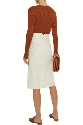 IRIS & INK Louisa linen skirt