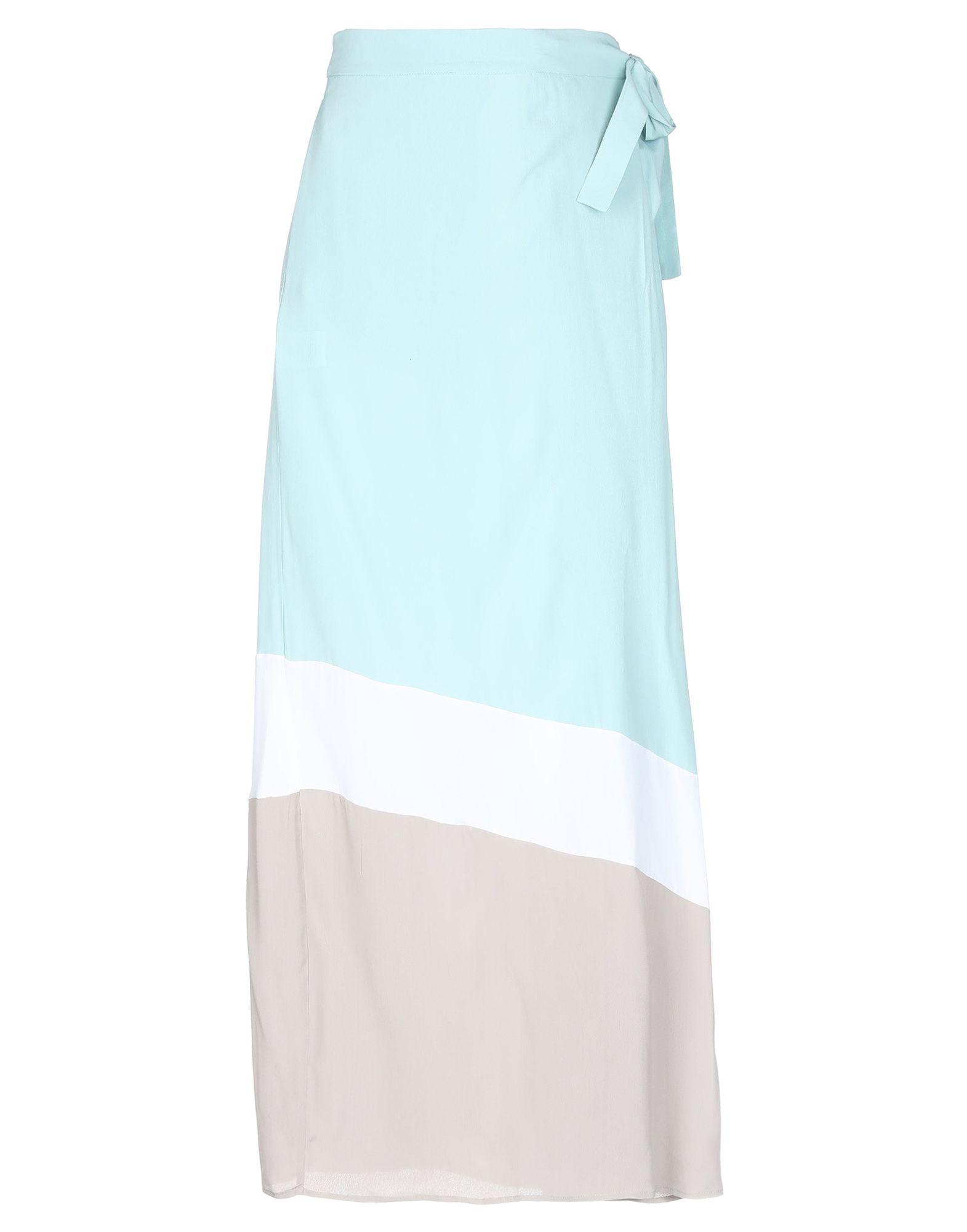 LORENA ANTONIAZZI Длинная юбка цена