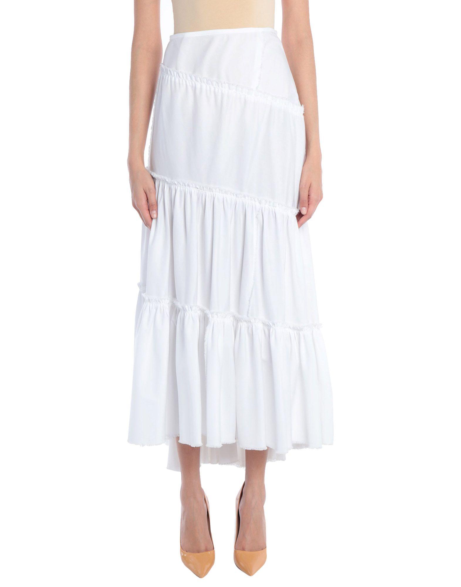 JEAN PAUL GAULTIER FEMME Длинная юбка цены онлайн