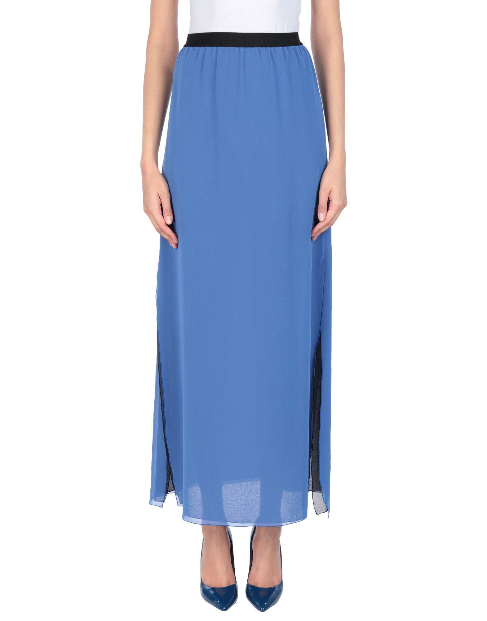 NEW YORK INDUSTRIE Длинная юбка недорго, оригинальная цена