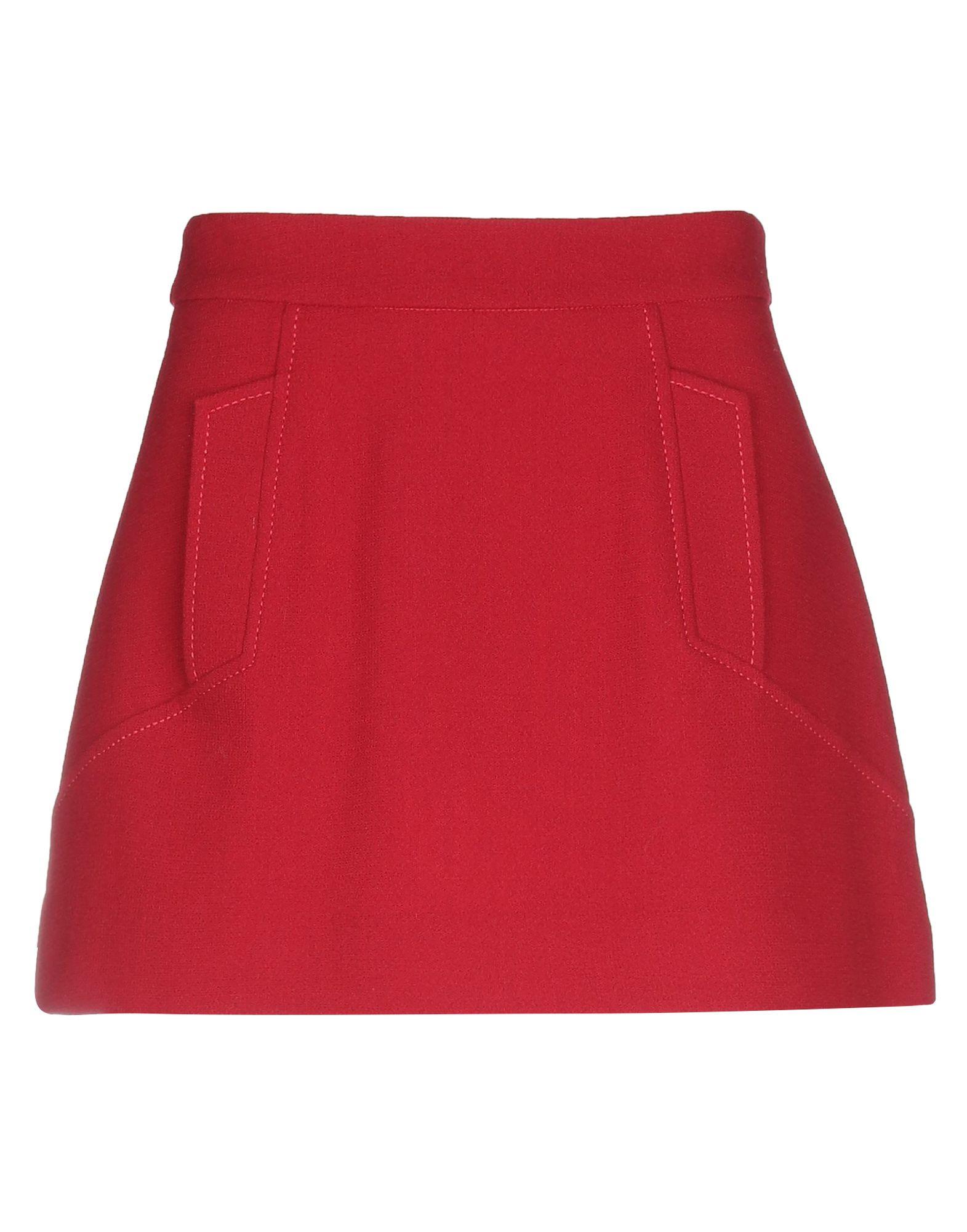 P.A.R.O.S.H. Мини-юбка iro мини юбка