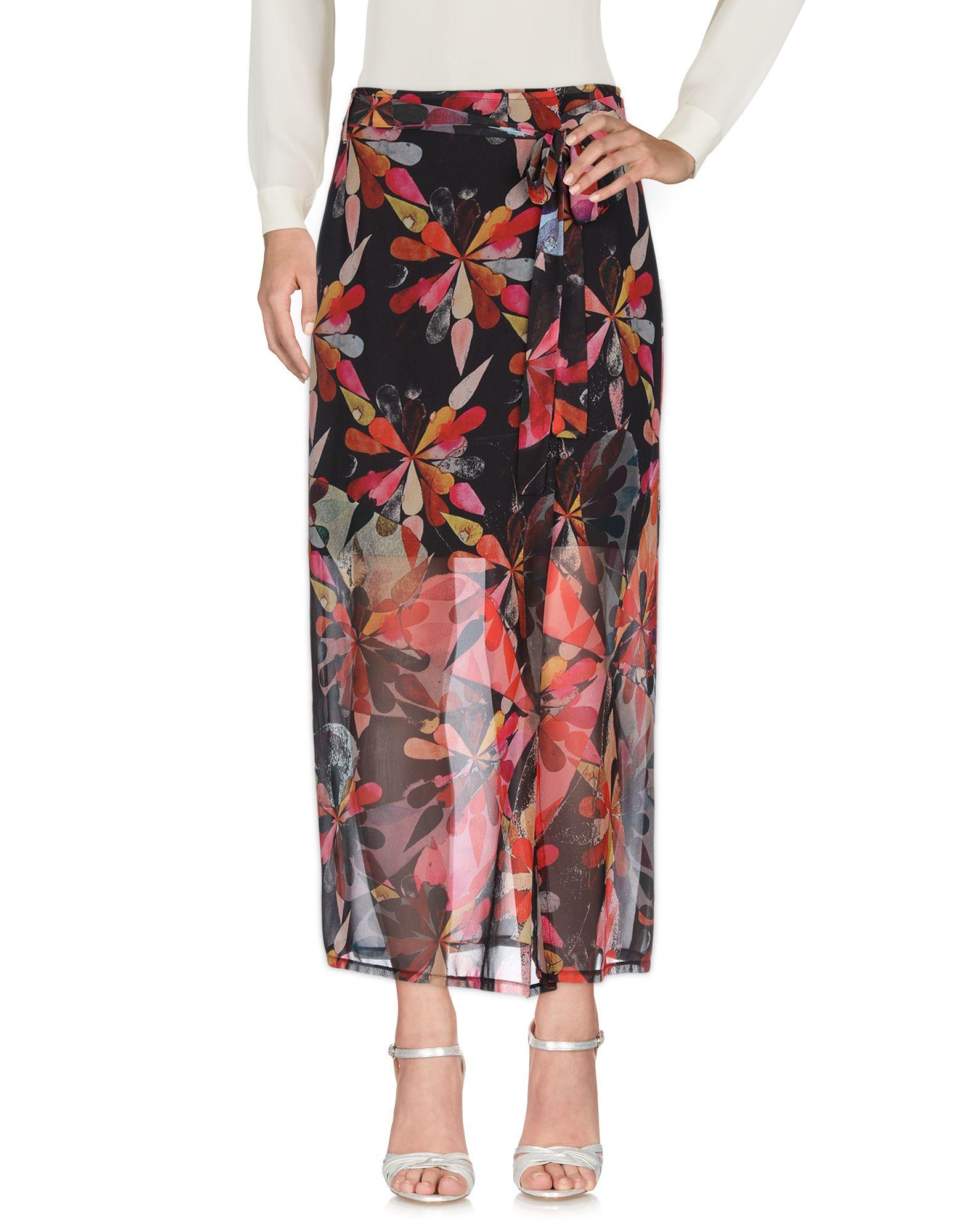 MARCELLO SANGIORGI Длинная юбка marcello sangiorgi повседневные брюки
