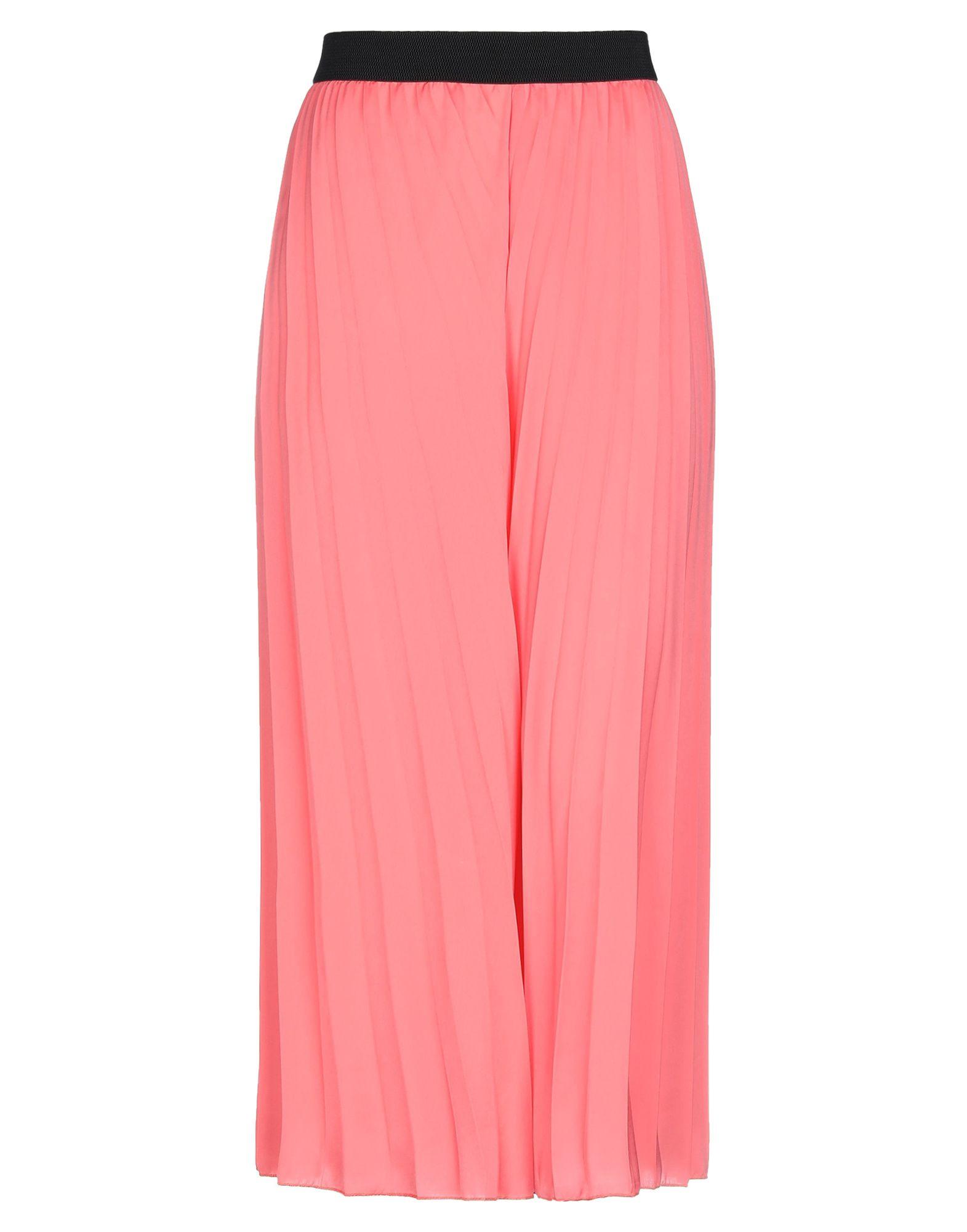 SOALLURE Длинная юбка недорго, оригинальная цена