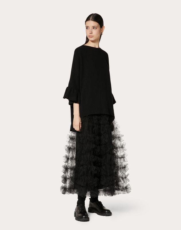 Тюлевая юбка