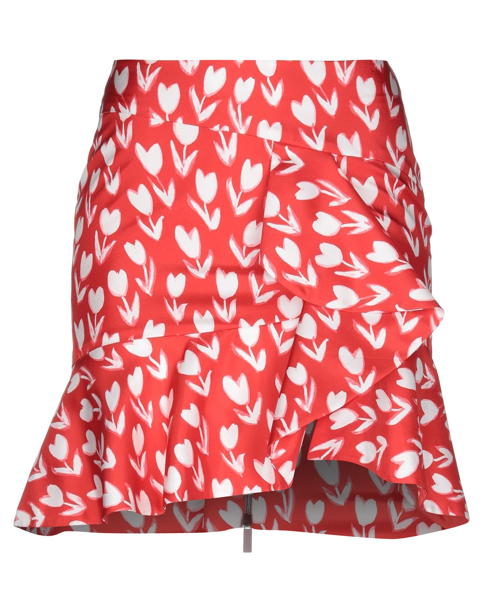 EMANUEL UNGARO Мини-юбка emanuel ungaro юбка длиной 3 4