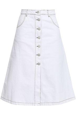 AMERICAN VINTAGE Denim skirt
