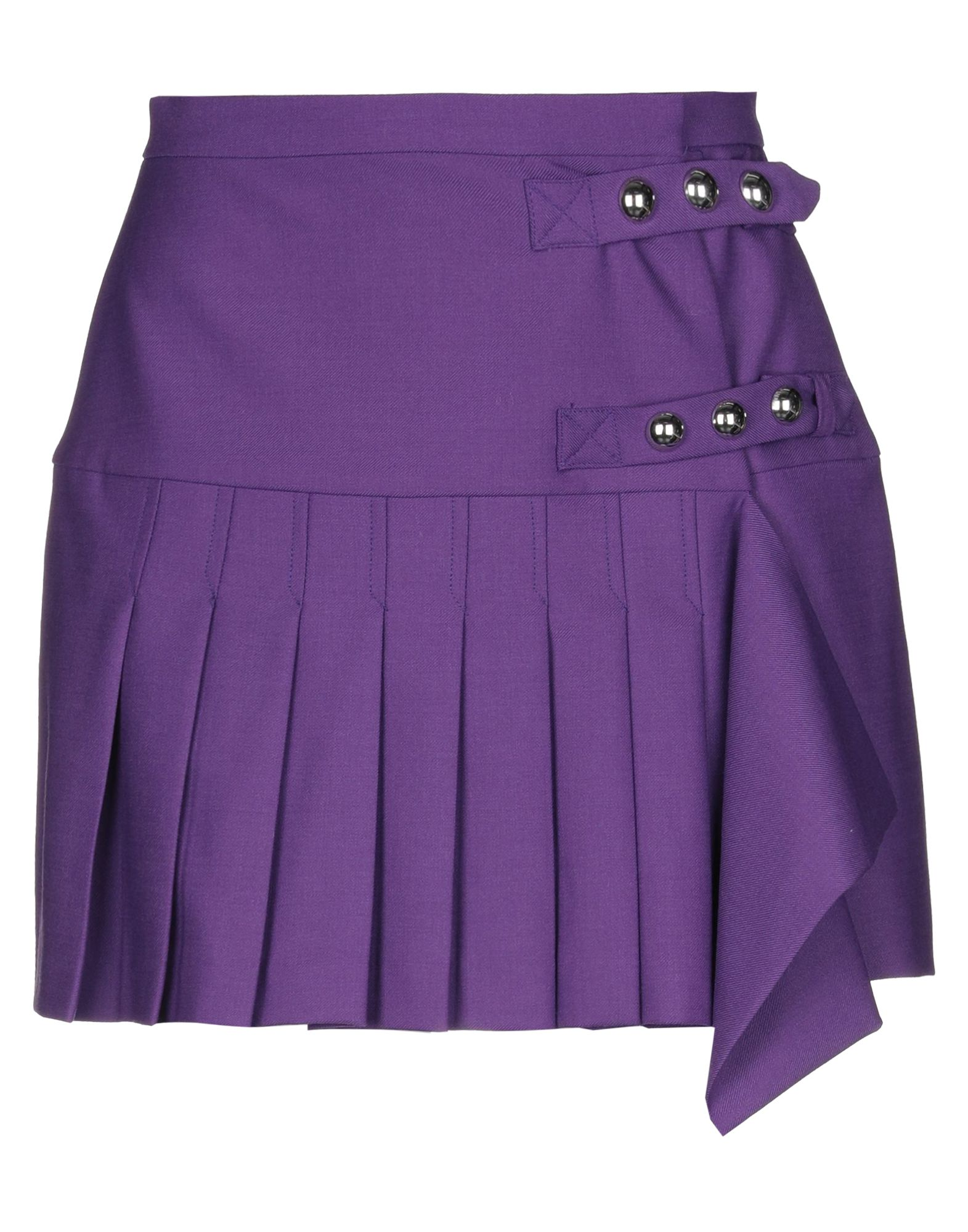Фото - PINKO Мини-юбка 12storeez юбка миди со складками спереди