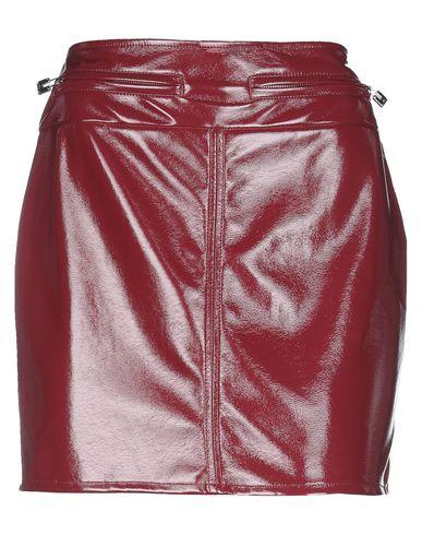 Купить Мини-юбка цвет пурпурный