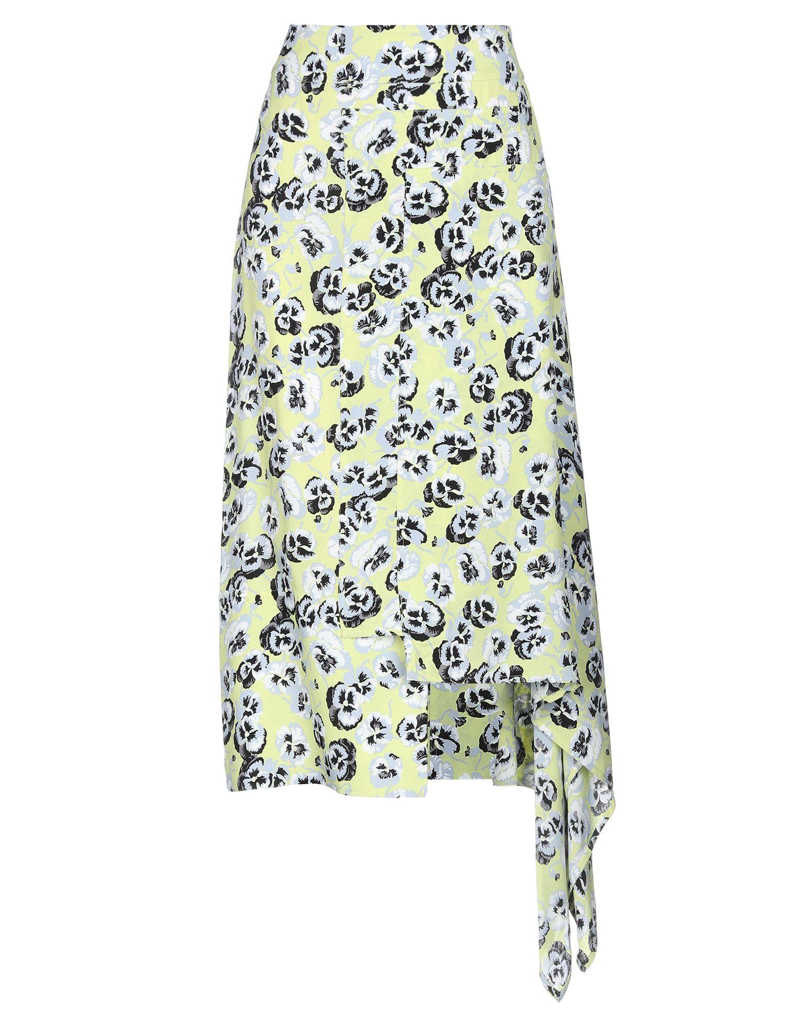MARNI Юбка длиной 3/4 fornarina юбка длиной 3 4