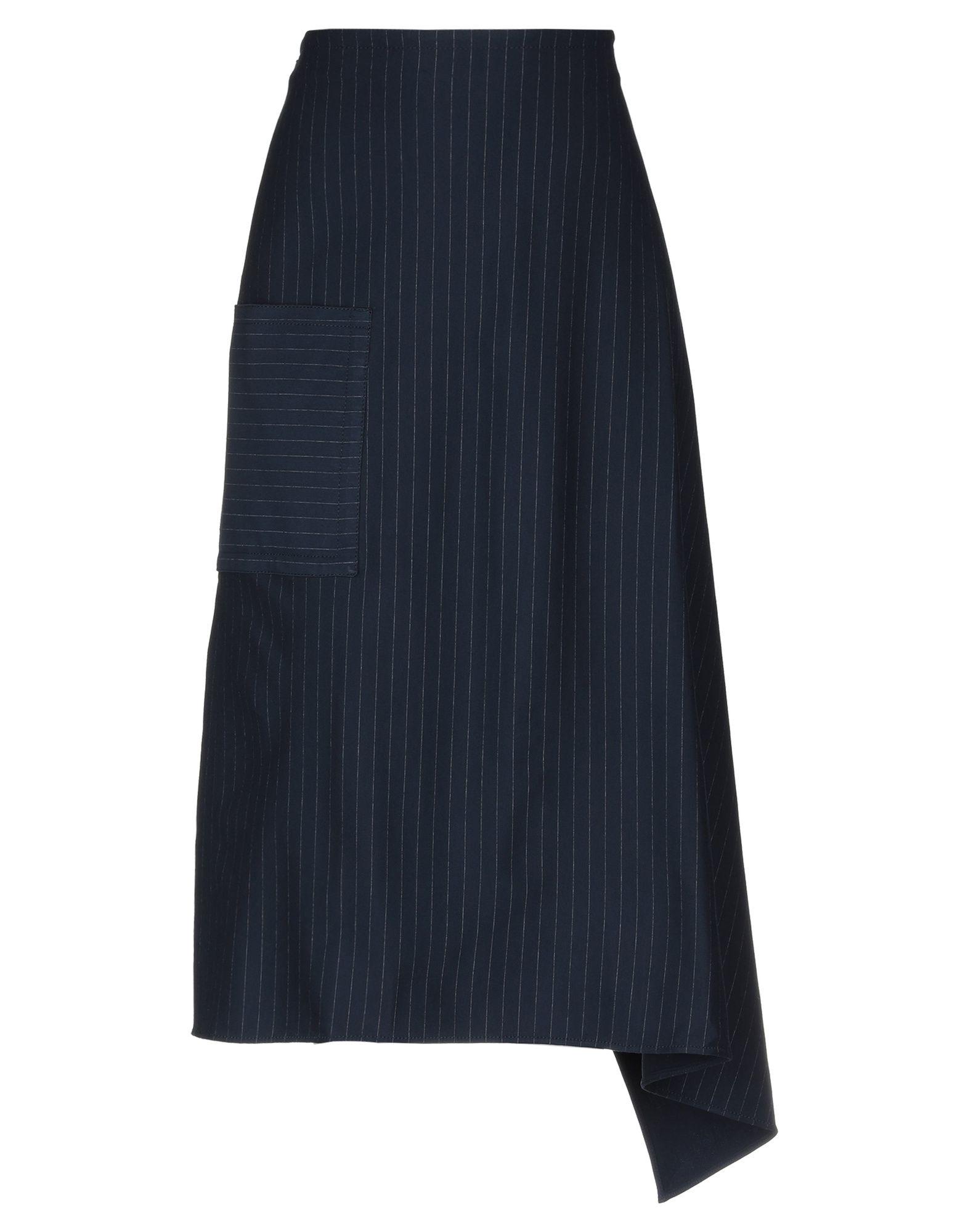 TIBI Юбка длиной 3/4 pepita юбка длиной 3 4