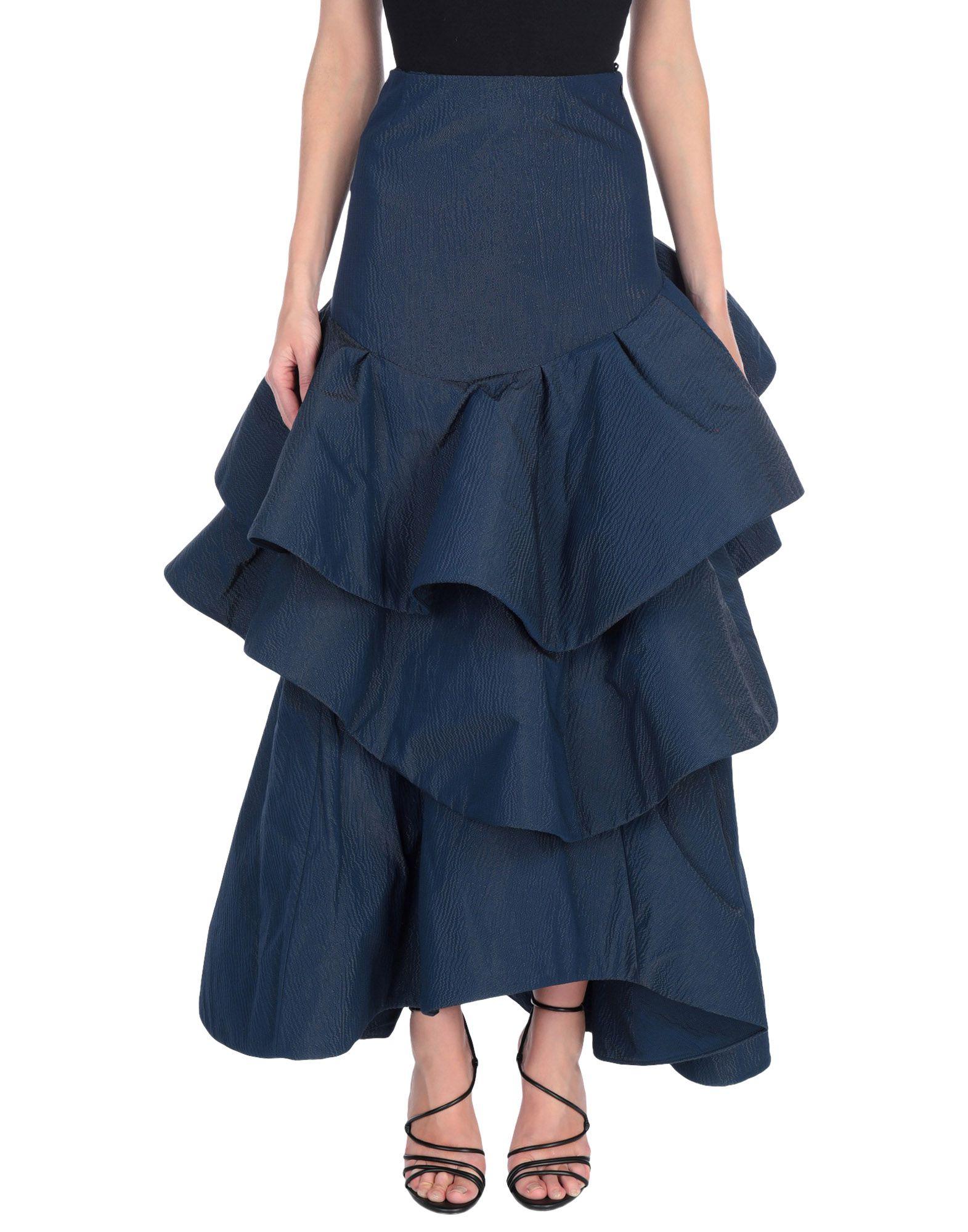 ROSIE ASSOULIN Длинная юбка rosie assoulin блузка