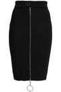 MUGLER Stretch-ponte pencil skirt