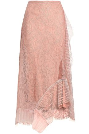 3.1 PHILLIP LIM Lace midi skirt