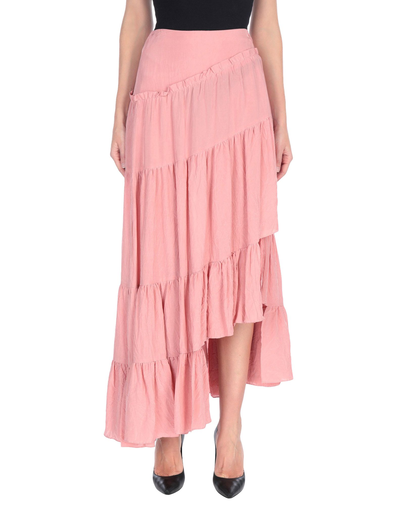 3.1 PHILLIP LIM Длинная юбка 3 1 phillip lim мюлес и сабо