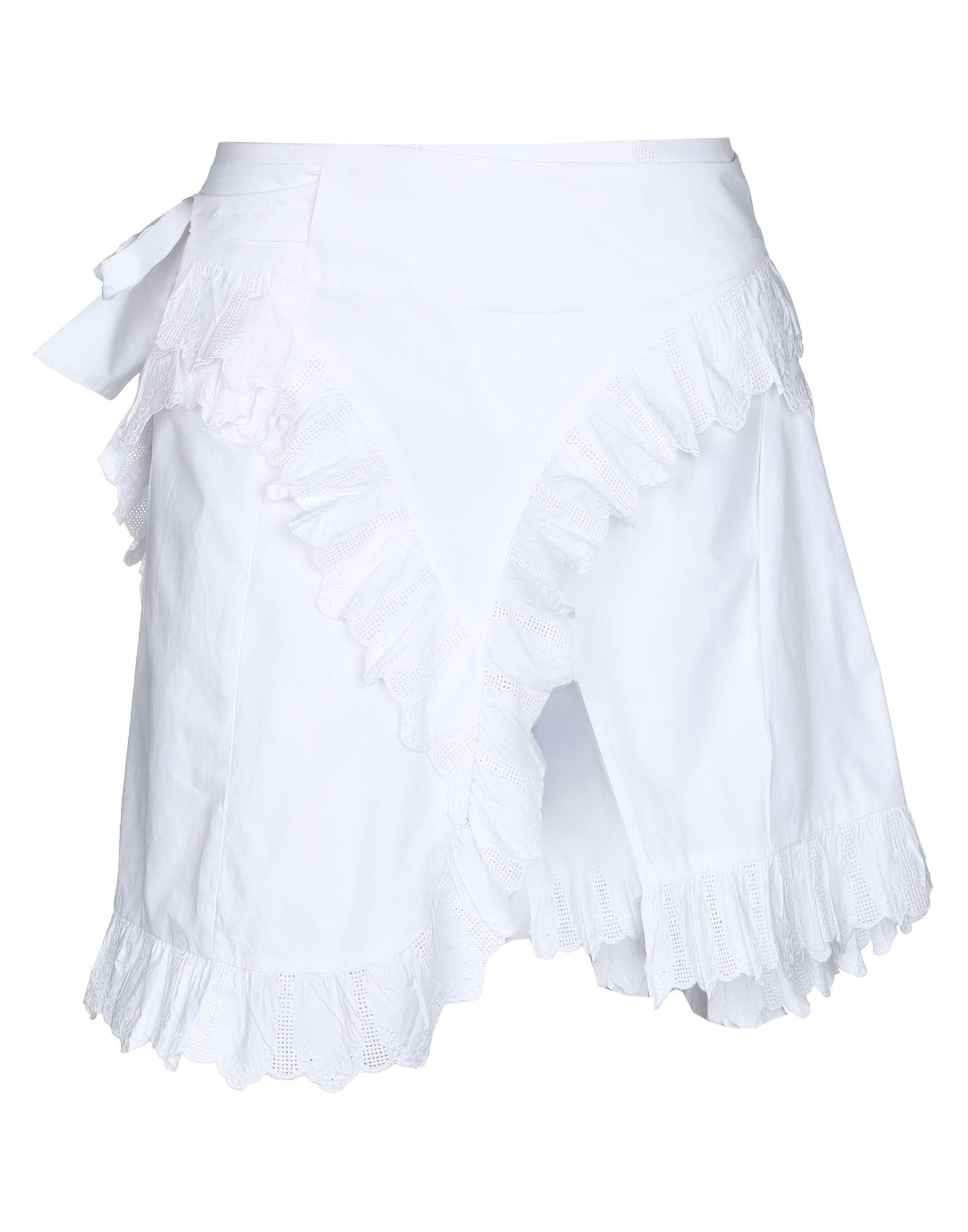 ISABEL MARANT ÉTOILE Юбка до колена isabel marant étoile платье до колена