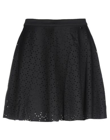 Фото - Мини-юбка от TWINSET черного цвета