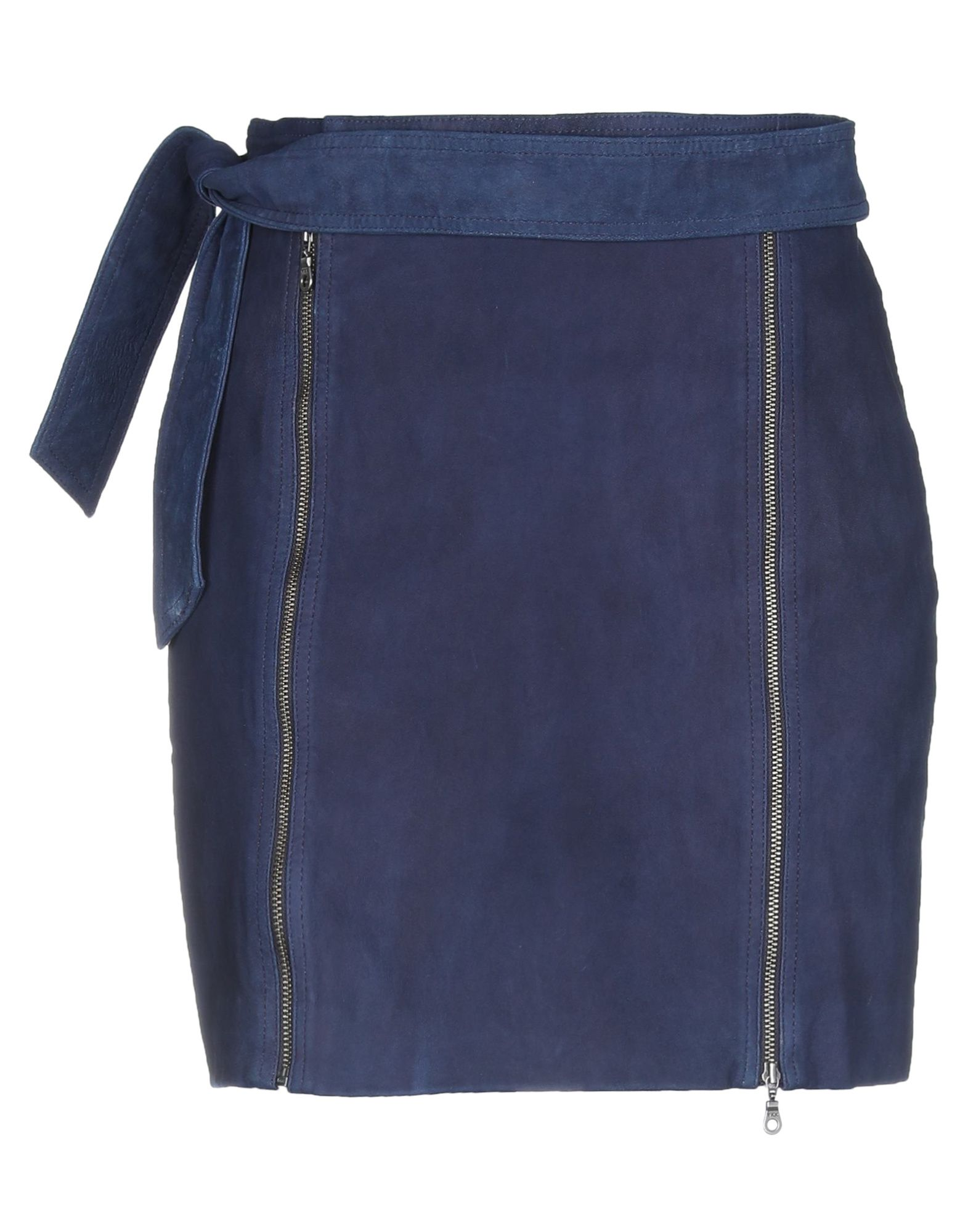 J BRAND Мини-юбка цена и фото