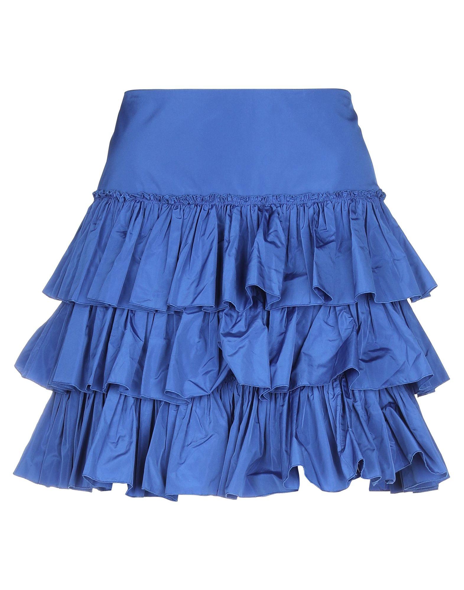 BLUGIRL BLUMARINE Мини-юбка agua мини юбка